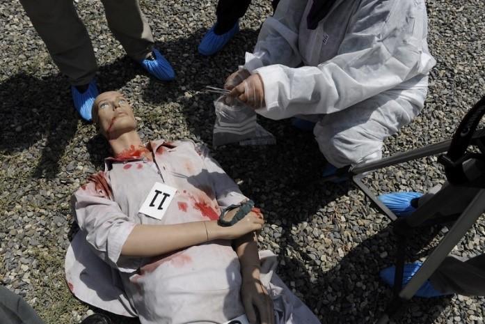 EUPOL Afghanistan: Crime Scene Management